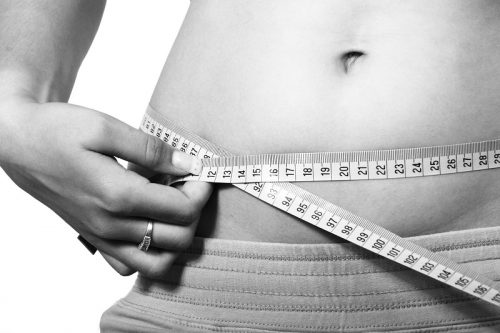 Measuring belly fat improvements