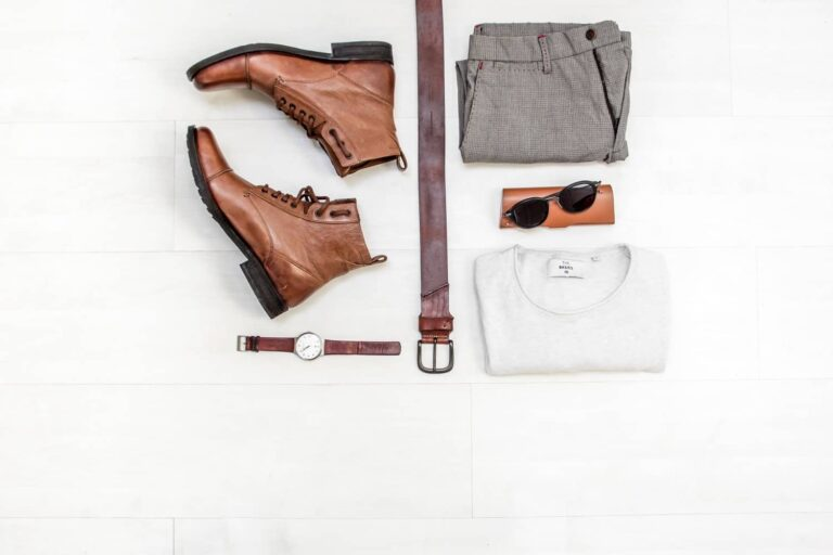 Fashion accessories like footwear, belt, watch and more